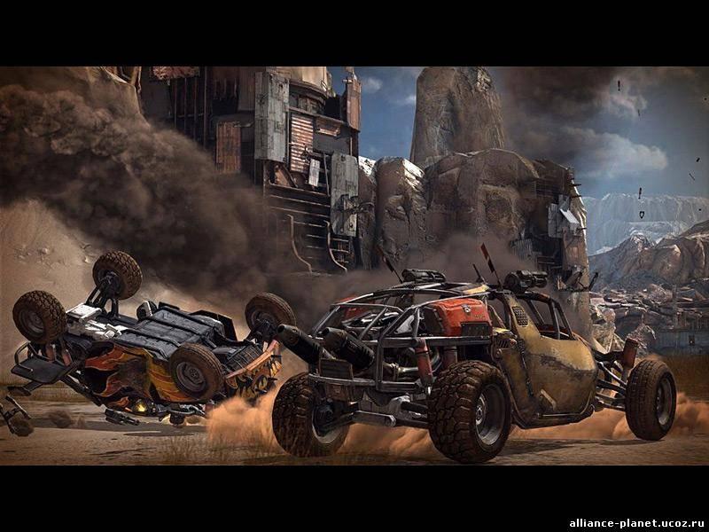 1264360274_screen458 - Скриншоты - Фотоальбомы - Rage игра, скачать игру, т